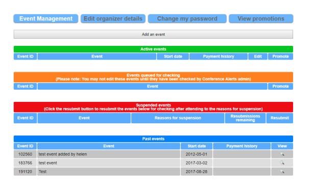organizerdashboard